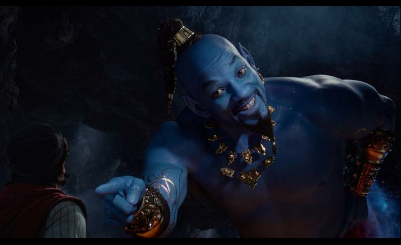Will Smith responds to Aladdin backlash Trying to get used to social media scrutiny