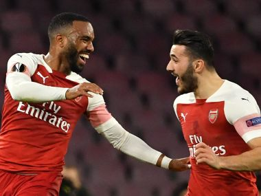Europa League Arsenals measured away win against Napoli demonstrates a sense of progression from Arsene Wenger era
