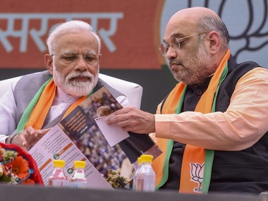 Amit Shah Narendra Modi have chance to convert BJPs fledgling footprint into solid hold on south India final bastion for party to breach