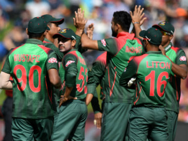 Barring one spot, there were no surprises in the 15-man Bangladesh squad. AFP