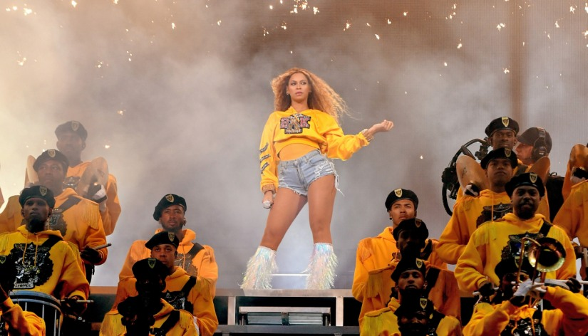 Homecoming trailer Beyonces Coachella docu teases indepth look at her celebrated performances