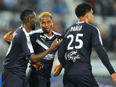Ligue 1 Bordeaux dent fifthplaced Marseilles hopes of European football with comprehensive victory at home