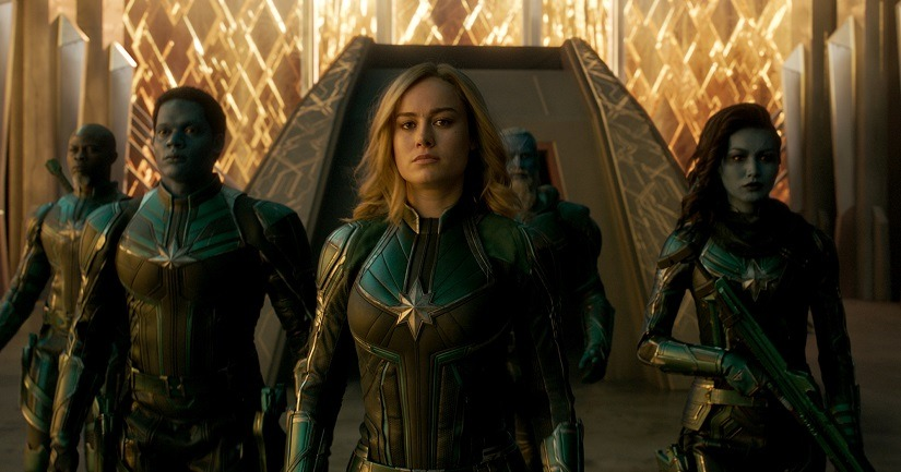 From Iron Man 3 to Captain Marvel How MCU complicates the idea of the Alien  of who belongs and who doesnt