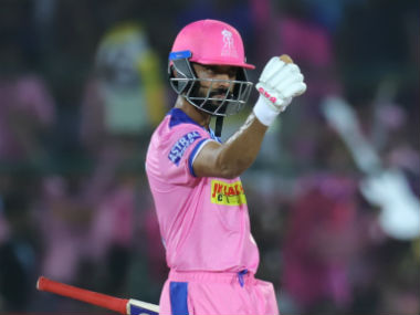 Rahane has shown that he can fit the new expectations of this format, and earned breathing space. Sportzpics