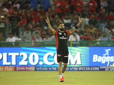 Virat Kohli was a relieved man after Royal Challengers finally snapped a six-match losing streak in this IPL. Sportzpics