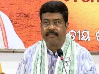 Dharmendra Pradhan expresses concern over closure merger of Odishas DGFT office says it will have drastic impact on production and export