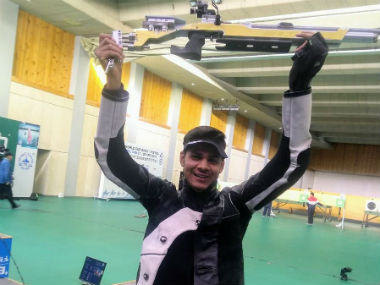 ISSF Beijing World Cup Divyansh Singh Panwar secures Indias fourth shooting quota for Tokyo Olympics 2020 with silver