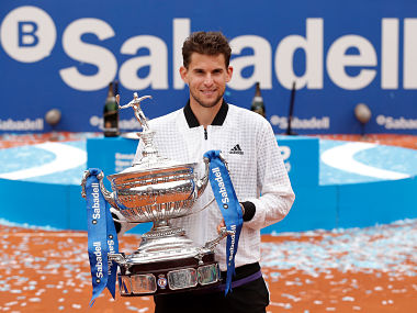 Barcelona Open Dominic Thiem thumps Daniil Medvedev to clinch title and bolster Roland Garros credentials