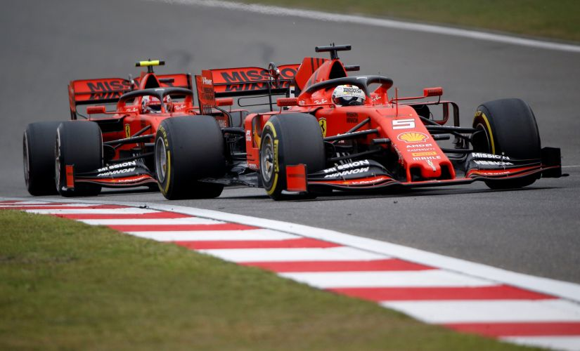 Azerbaijan Grand Prix 2019 After failing to live up to the earlyseason hype its now or never for Ferrari in Baku