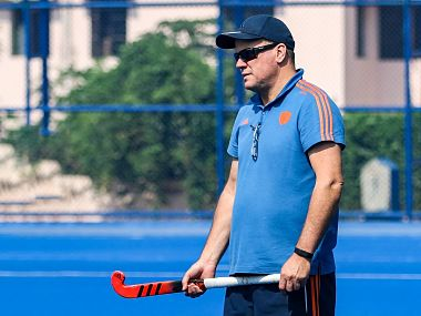 New Indian mens hockey coach Graham Reid urges players to put team first ahead of FIH Mens Series Finals