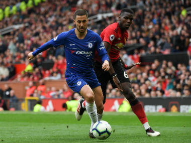 Premier League Mediocre Chelsea have nobody to blame but themselves after sluggish show against Manchester United