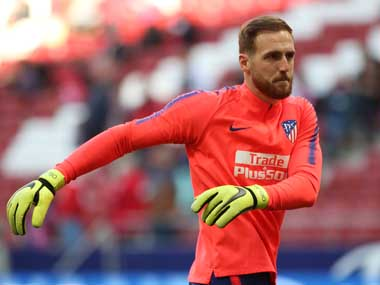 LaLiga Atletico Madrid tie down indemand goalkeeper Jan Oblak to longterm contract