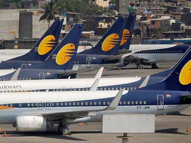 Jet Airways stock hits lower circuit falls nearly 5 as deadline for submission of bids ends