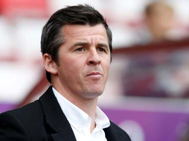 Fleetwood Town manager Joey Barton emphatically denies involvement in postgame bustup with Barnsleys Daniel Stendel