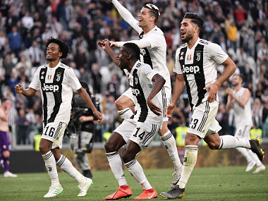 Serie A Juventus clinch eight consecutive Scudetto with comeback victory over Fiorentina