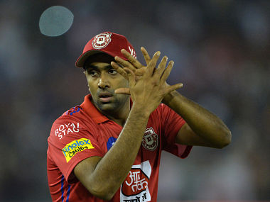 R Ashwin was adjudged the player of the match for his figures of 2/24 and scoring quickfire 17 in the last over of the Punjab innings. Sportzpics