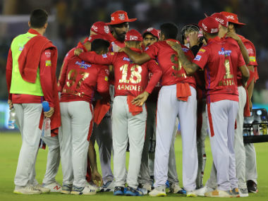 Kings XI Punjab have fallen to the fifth spot in the points table after back-to-back losses. Sportzpics