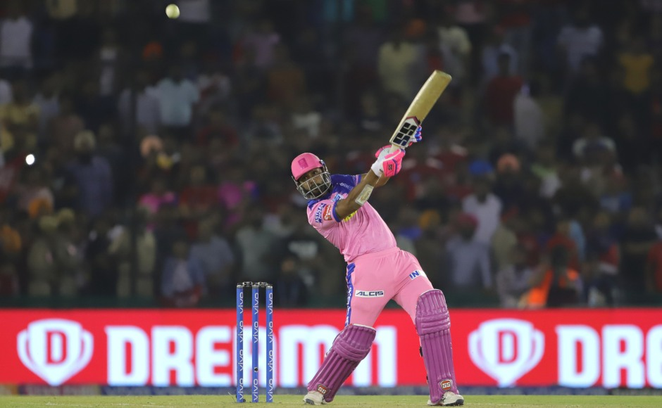Kings XI Punjab climbs into top four after skipper R Ashwins allround show against Rajasthan Royals