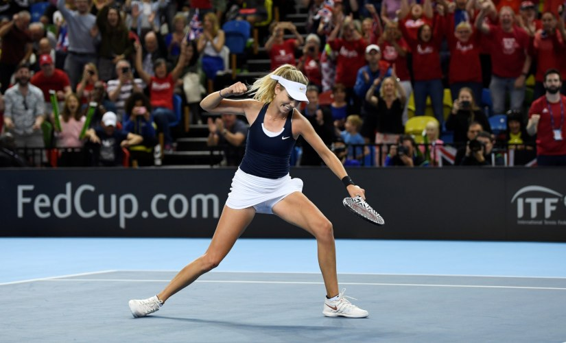 Fed Cup sheds tennis elitist tag to combine vociferous supporters cheerful atmosphere with star names and quality tennis