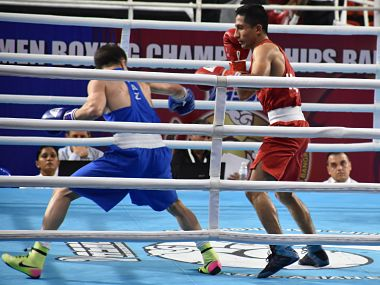 Asian Boxing Championships 2019 With World Championships spot on the line giantslayer Kavinder Singh Bisht eyes gold