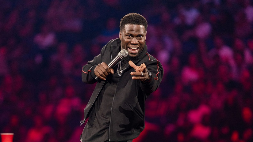 Kevin Hart Irresponsible review  An unforgiving selfassessment lacking in humour and strong message