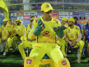 MS Dhoni's uncharacteristic outburst was uncalled for. Sportzpics