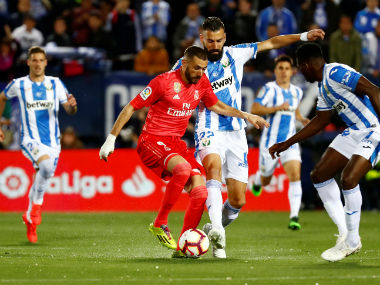 LaLiga Zinedine Zindanes Real Madrid deliver yet another disappointing show in dreary away draw against Leganes