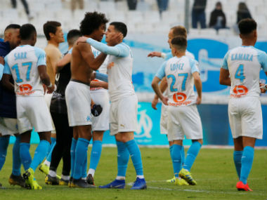 Ligue 1 Marseille survive late VAR drama to stay in Champions League hunt relegationthreatened Monaco held by Reims