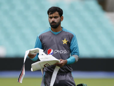 File image of Mohammad Hafeez. Reuters