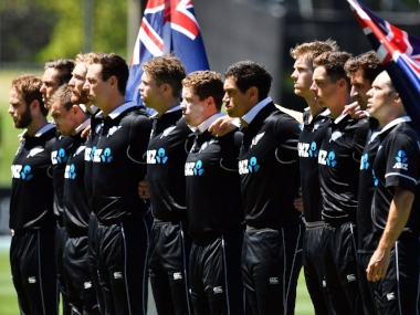 After six games, New Zealand are on the top of the points table with five wins and one no result. AFP