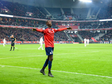 Ligue 1 Lille move closer to Champions League return with 50 thrashing of Nimes Nantes beat Marseille