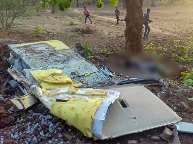 CPI Maoist claims responsibility for Dantewada attack in which BJP MLA Bhima Mandavi 4 security personnel were killed