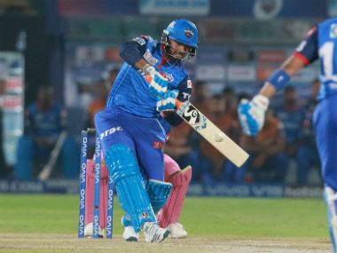 Pant scored an unbeaten half-century to guide Capitals to the top of points table. Sportzpics