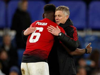 Premier League Not selling Paul Pogba insists Manchester United boss Ole Gunnar Solskjaer plays down Erling Haaland transfer