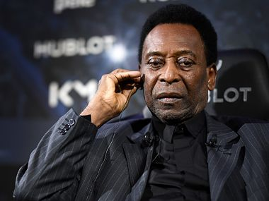 Threetime World Cup winner Pele rubbishes reports of depression says he is committed to fulfilling commitments in busy schedule