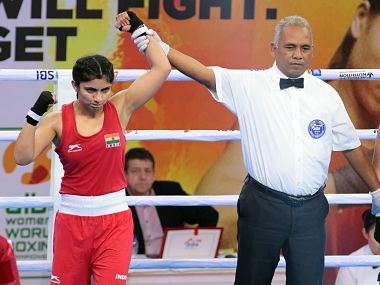 Cologne Boxing World Cup Pinki Rani Sakshi assure India of two more medals after storming into semifinals