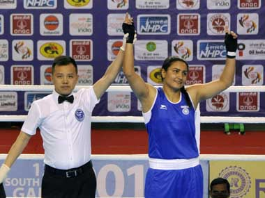 Asian Elite Boxing Championships draw Pooja Rani assured of medal in 81 kg category as India receive six firstround byes