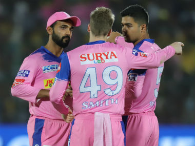 The Rajasthan think-tank tried some innovation against CSK, but tactical errors still haunted them. Sportzpics