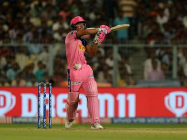 File picture of Riyan Parag. Sportzpics