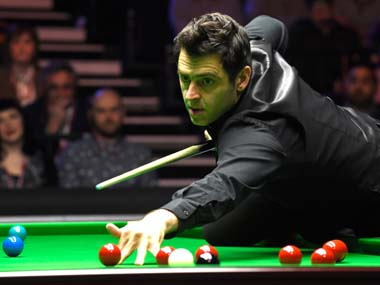 Snooker World Championship 2019 Snooker great Ronnie OSullivan suffers shock defeat to amateur James Cahill