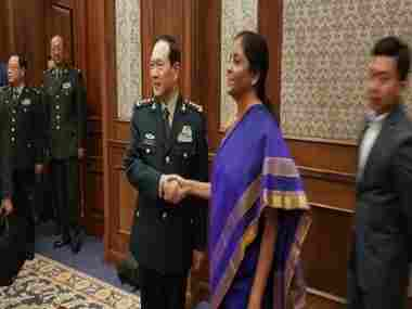 Nirmala Sitharaman raises regional security issues with Chinese counterpart General Wei Fenghe at SCO defence ministers meet