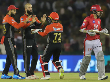 KXIP's middle-order failures continue to trouble them. Sportzpics