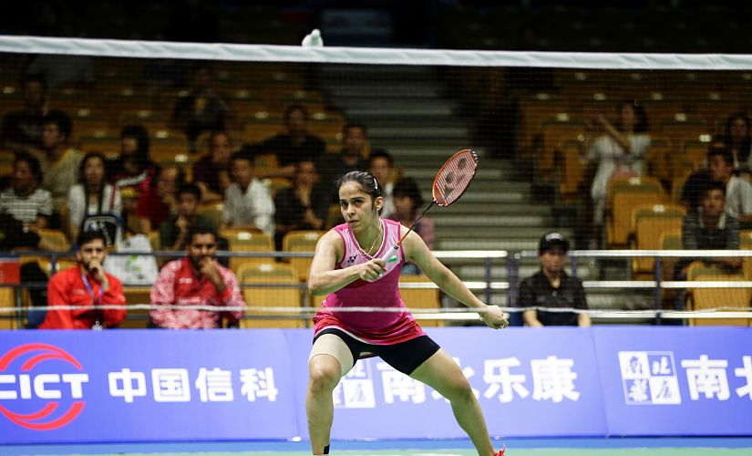 Asia Badminton Championships Saina Nehwal wages losing battle as PV Sindhu Sameer Verma cave in abjectly