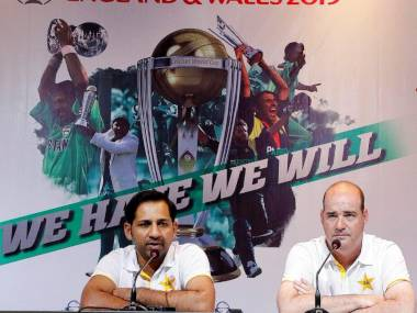 We have, we will is Pakistan's theme for World Cup 2019. Twitter @SarfarazA_54