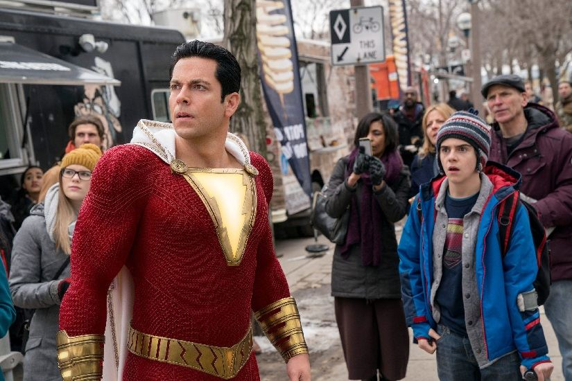 Shazam movie review DC finally realises borrowing the Marvel formula is not altogether a bad idea