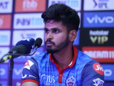 File image of Delhi Capitals captain Shreyas Iyer. Sportzpics