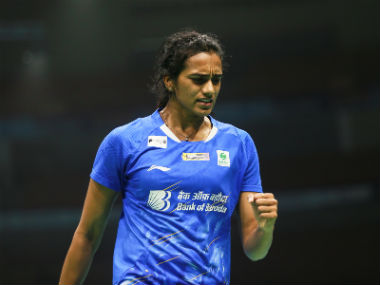 Asia Badminton Championships PV Sindhu Saina Nehwal enter second round Kidambi Srikanth crashes out