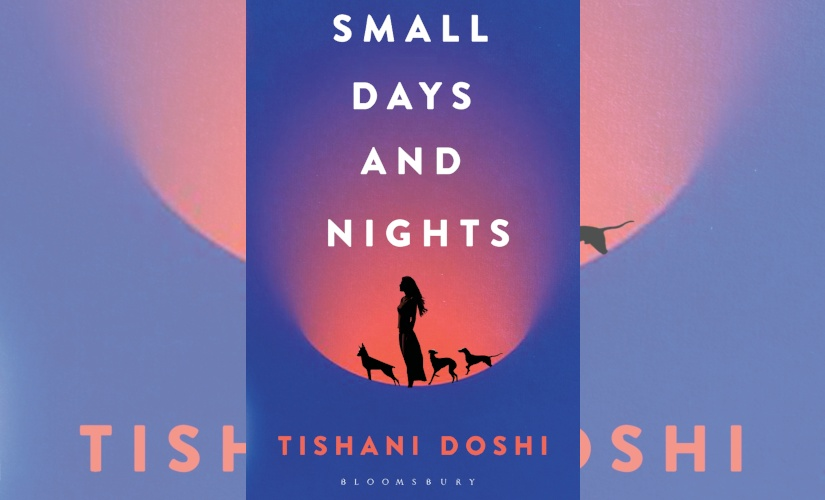 Tishani Doshi on Small Days and Nights writing about marriage and the bond between the body and language