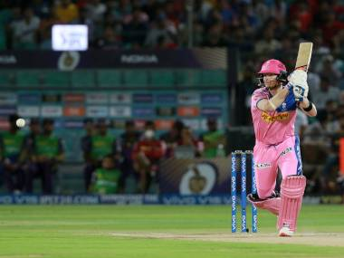 File image of Rajasthan Royals captain Steve Smith. Sportzpics