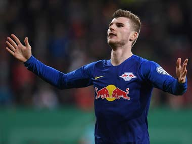 Bundesliga Bayern Munich target Timo Werner extends contract with RB Leipzig set to stay with club till 2023